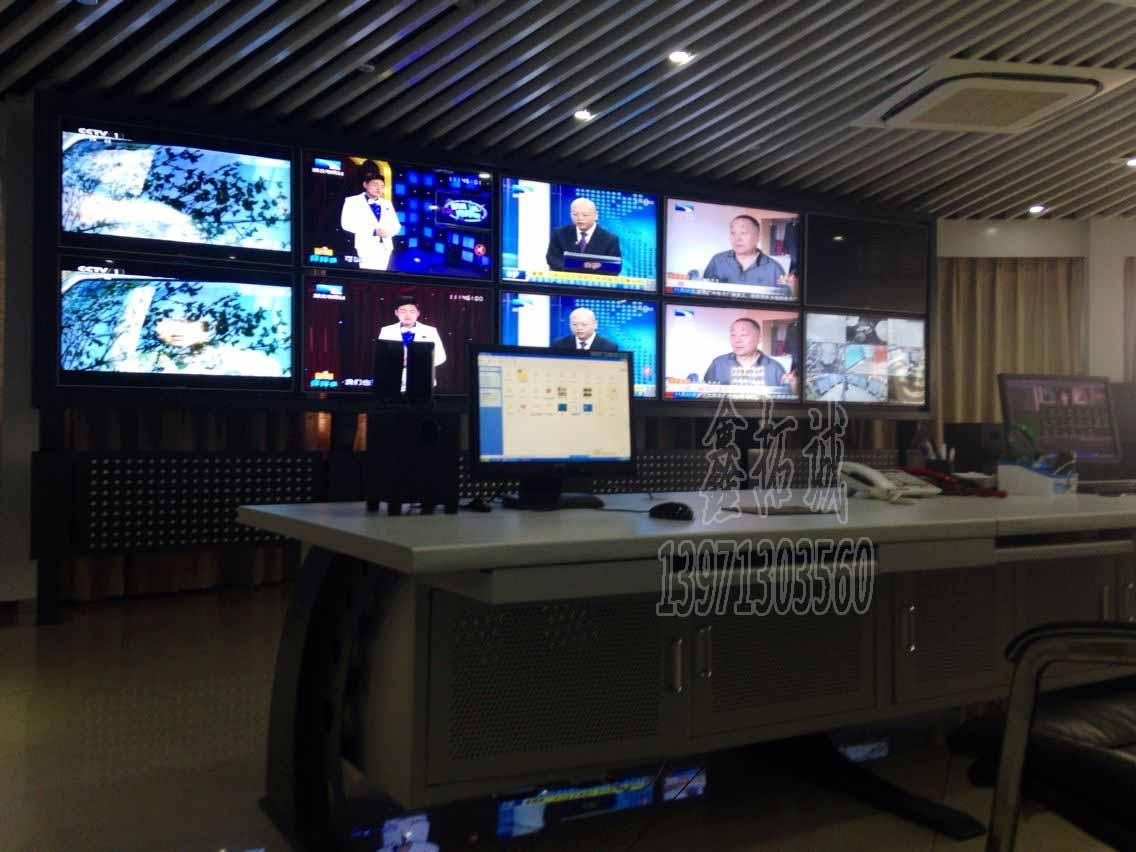 武漢監控立杆定做監控電視牆的注意事項提醒 關於監控電視牆的作用介紹