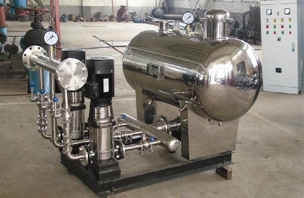 二次供水变频供水设备