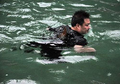 石家庄水上拓展训练