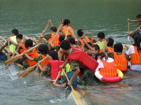 河北水上拓展训练