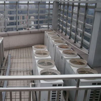 大型中央空调安装