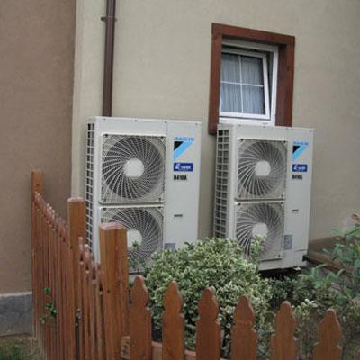 河北家庭中央空调