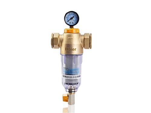 中央净水器安装