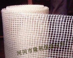 线条自粘网格布
