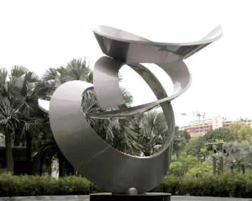 石家庄不锈钢雕塑