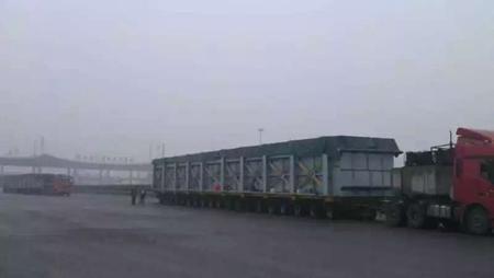 广州至无锡大件运输