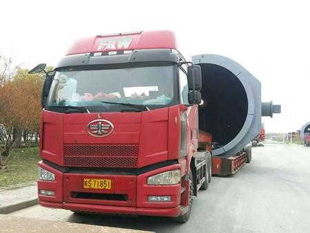 无锡到沧州大件运输往返