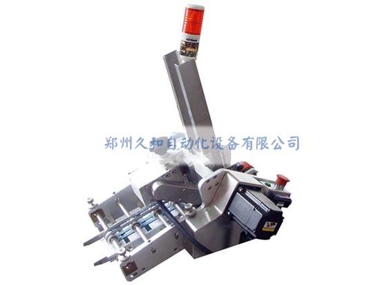 郑州激光打码机精品共存_久和自动_生产