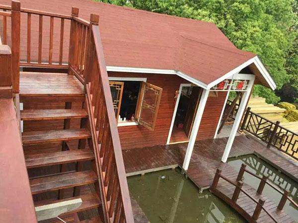 贵阳木结构房屋