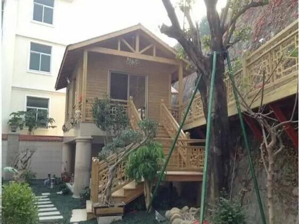 贵州木结构房屋