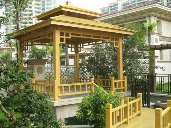 贵州防腐木工程