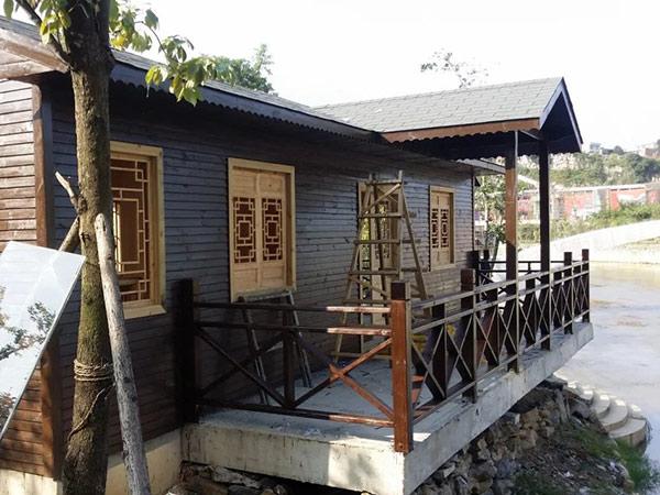 贵州木房子