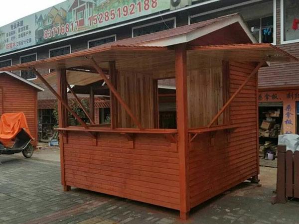 贵州小卖部木屋