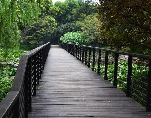 贵州防腐木栈道