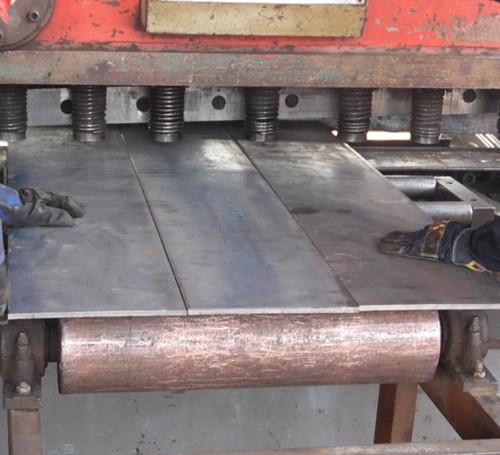 钢板冲孔加工