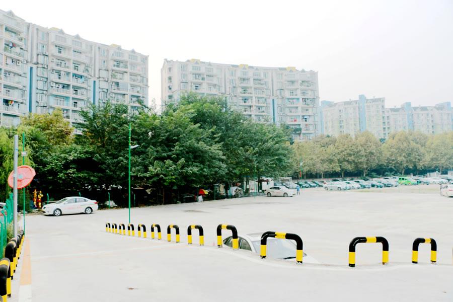 渝北区训练场地-龙湖西苑场地