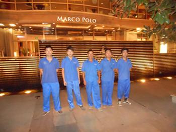武汉酒店中央空调水处理案例