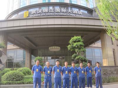 武汉酒店中央空调系统水处理案例