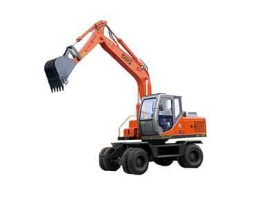 贵阳轮式挖掘机价格