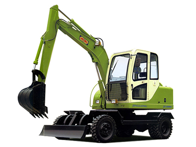 遵义轮式挖掘机销售