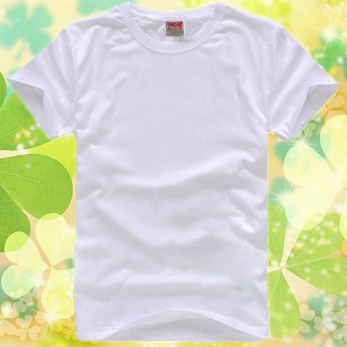 空白广告衫