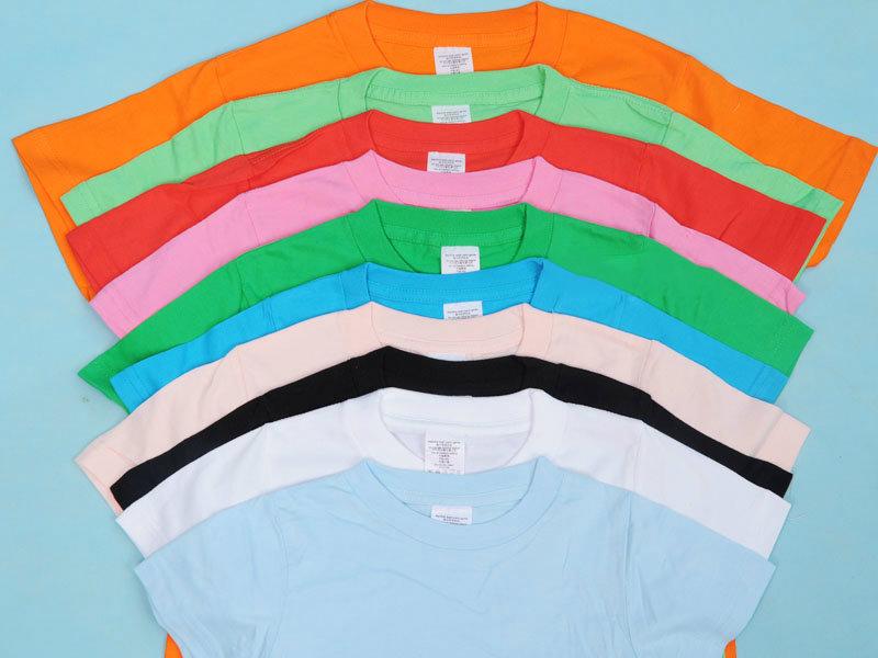武漢兒童短袖文化衫