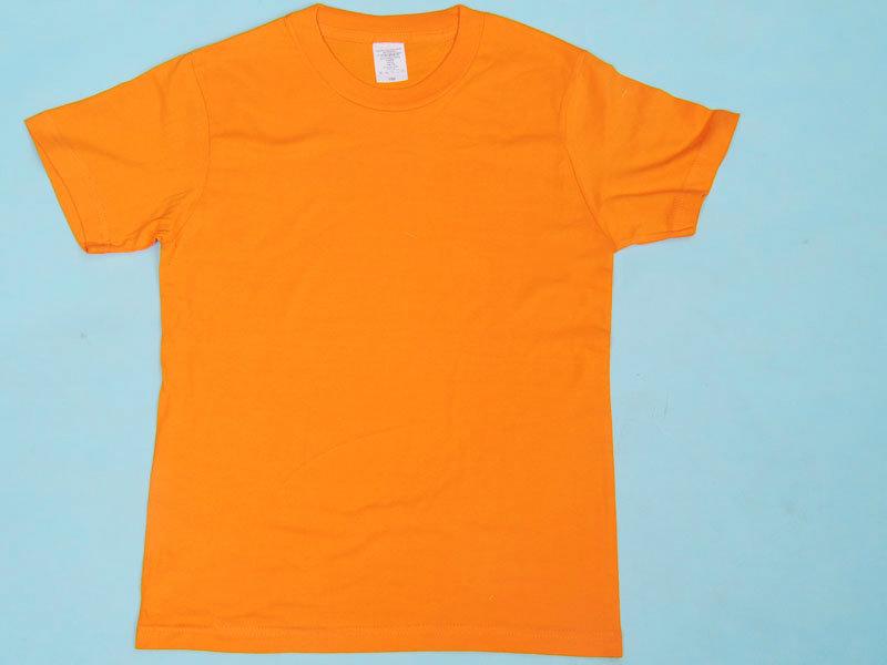 武漢兒童純色文化衫