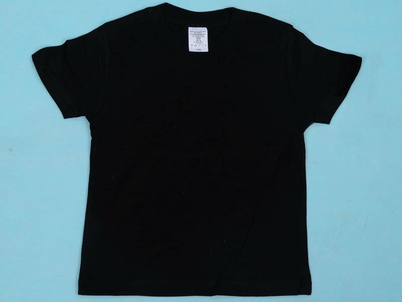黑色文化衫