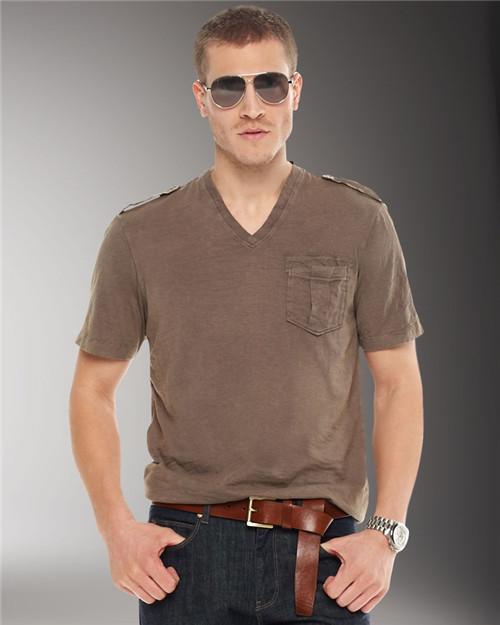 男士t恤文化衫