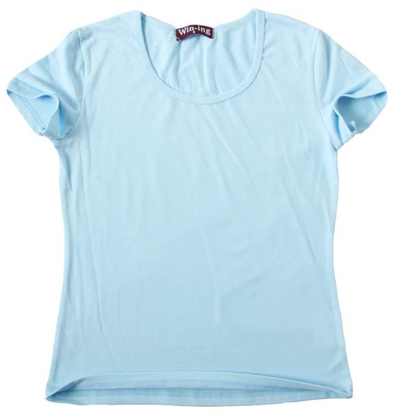 女士圓領文化衫