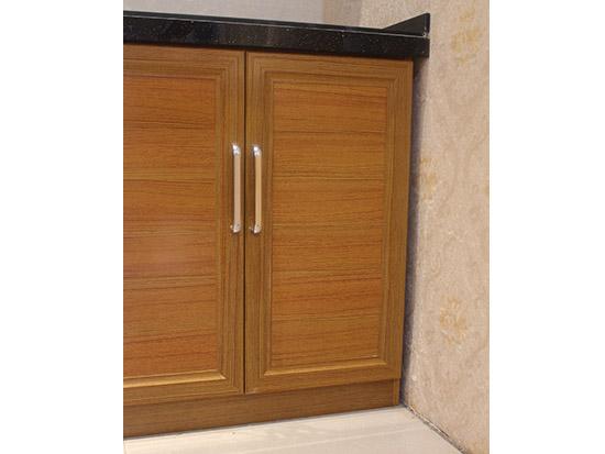 铝合金橱柜安装