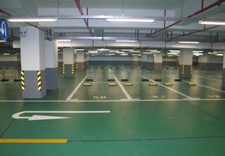 环氧树脂地坪涂装工程
