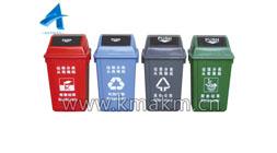 分类塑料垃圾桶厂家