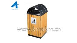 钢木果皮箱定制