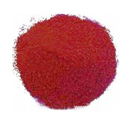 云母氧化铁红