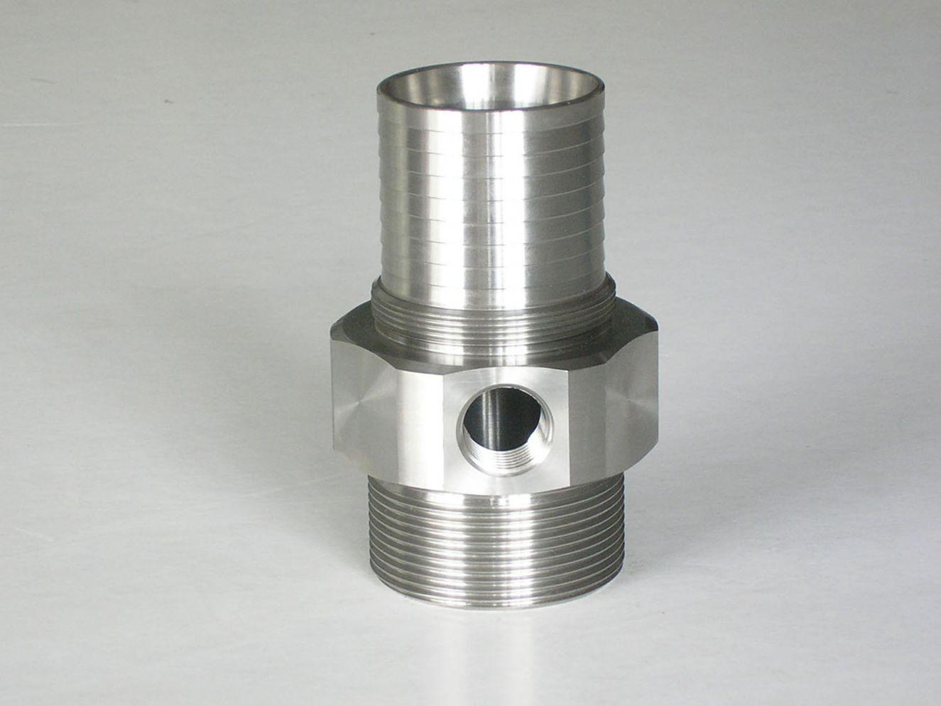 【精华】不锈钢管接头说明 液压管快速管接头原理