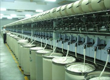 供应气流纺纱