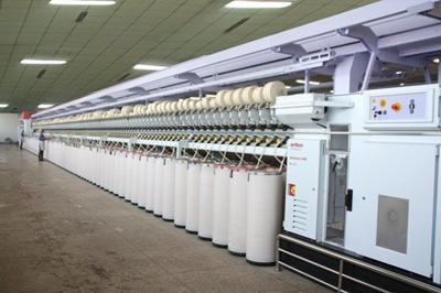 生产纯棉纱