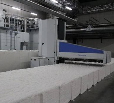 气流纺纱厂