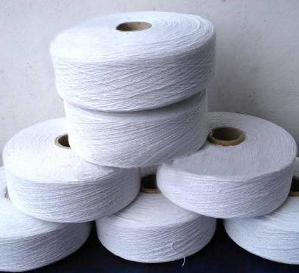 棉纱包漂白