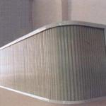 钢质侧卷防火卷帘门