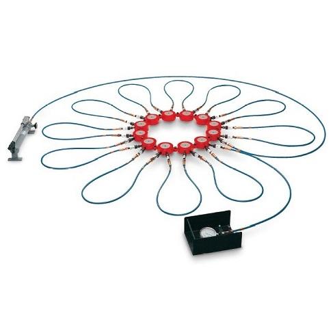 推进器液压系统