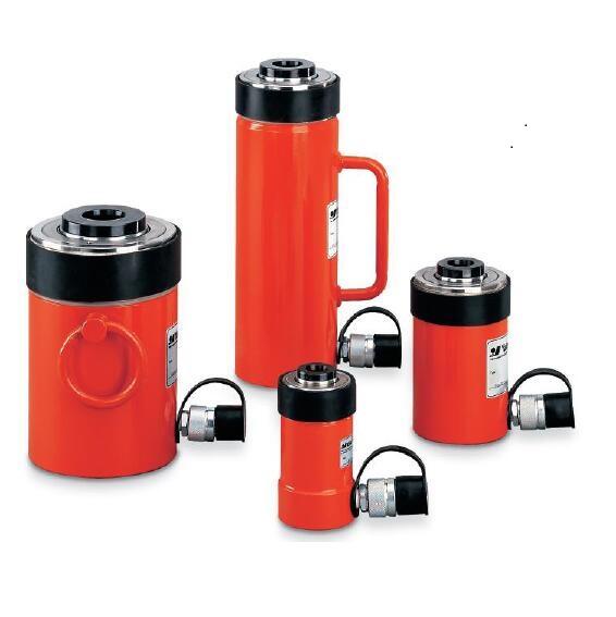 单作用中空型液压缸