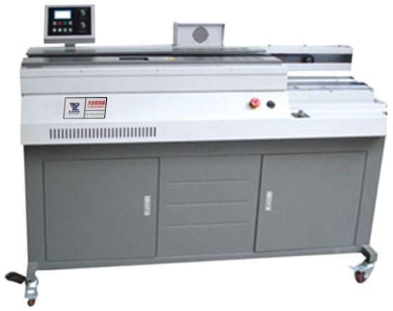 洛陽膠裝機收費標準 切紙機 膠裝機使用技巧