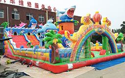 郑州儿童充气游乐设备