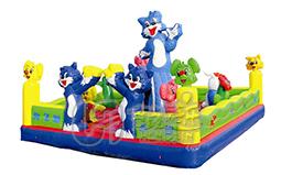 蓝猫乐园城堡