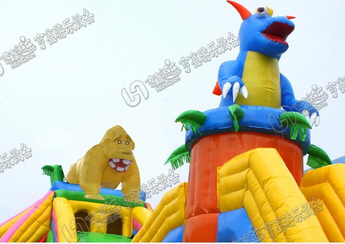 儿童充气城堡怎么样