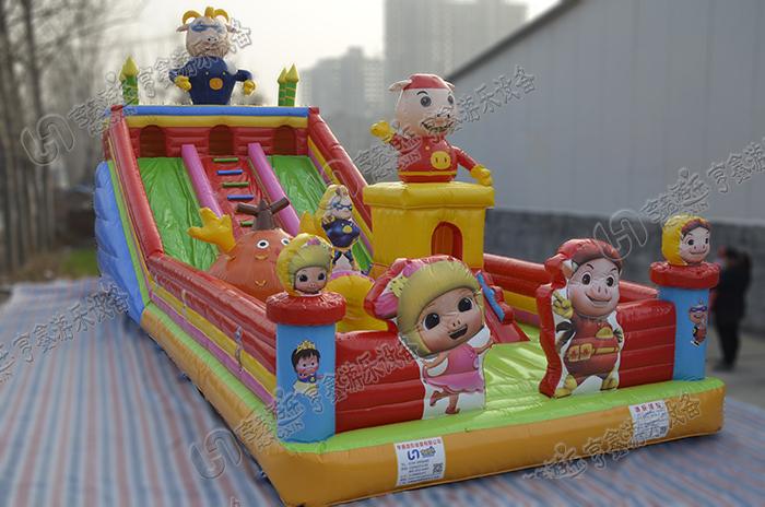 【图文】怎样正确使用儿童充气城堡_充气城堡质量怎么样?