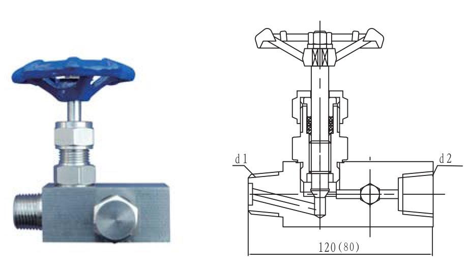 CZY12-18-JG-2F型多口计量阀