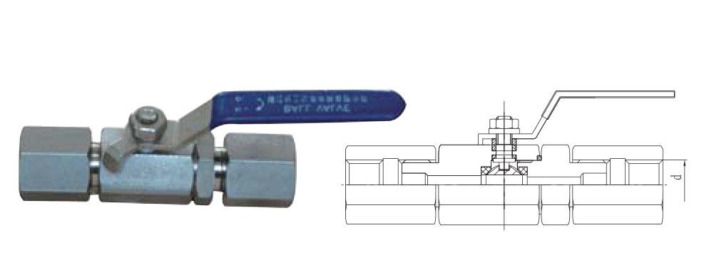CZY15-3-QG.M1压力表球阀